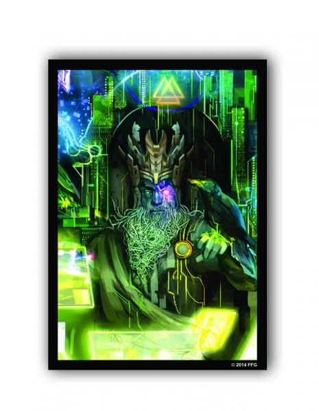 Art Sleeves: Android Netrunner: Wotan [SALE]