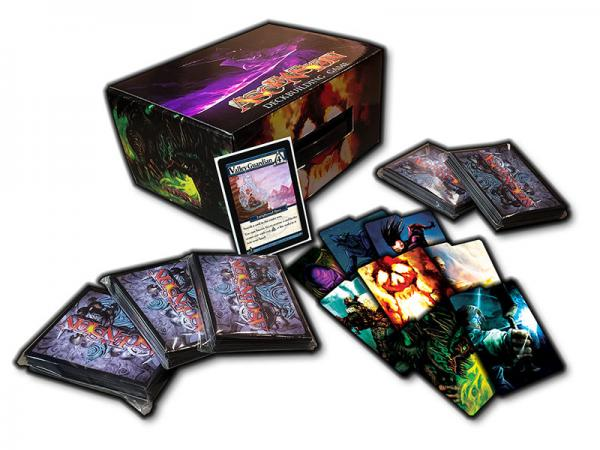 Ascension: 2-ROW BOX With 250 SLEEVES + Valey Guardian PROMO