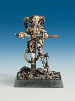 Freebooter Miniatures: Aspera