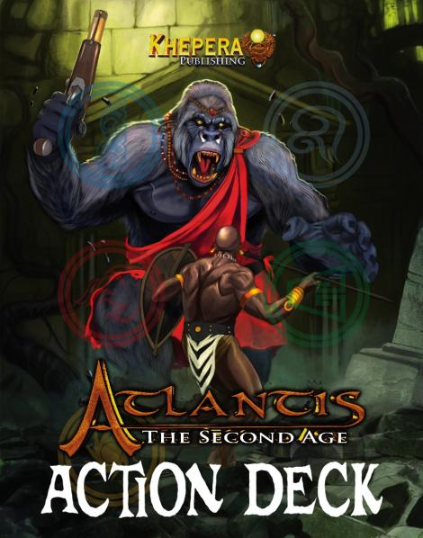 Atlantis The Second Age: Action Deck