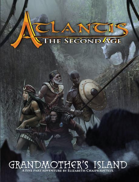 Atlantis The Second Age: Grandmothers Island