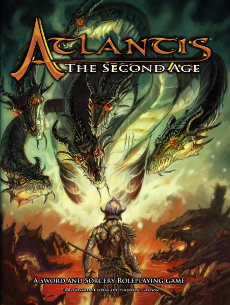 Atlantis The Second Age: Rulebook