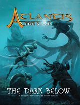 Atlantis The Second Age: THE DARK BELOW