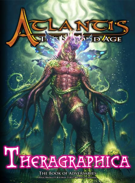 Atlantis The Second Age: Theragraphica