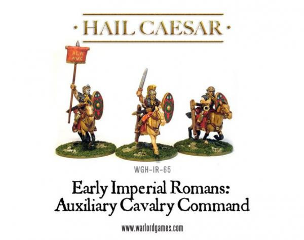 Hail Caesar: Imperial Romans: Auxiliary Cavalry Command