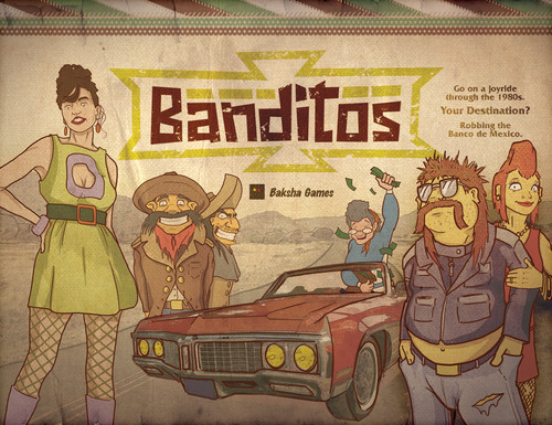 BANDITOS (SALE)