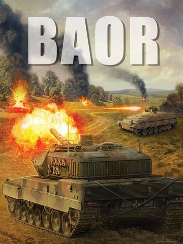 BAOR (British Army of the Rhine)