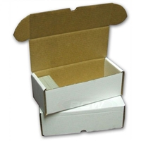 BCW Cardboard Card Box (500 Count)
