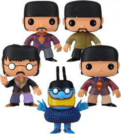 POP! The Beatles: The Blue Meanie