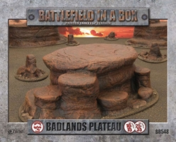 Battlefield in a Box: Badlands: Plateau [SALE]