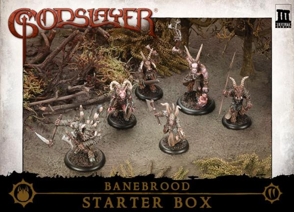 Godslayer: Banebrood Starter Box