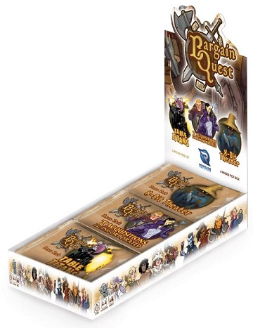 Bargain Quest: Bonus Pack- Tabletop TItans