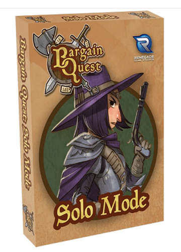 Bargain Quest: Solo Mode