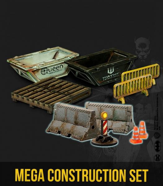 Batman Accessories: Mega-Construction Set