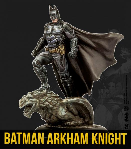 Batman Miniature Game 2nd Edition: Batman Arkham Knight