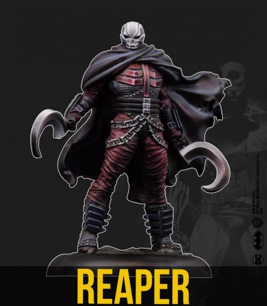 Batman Miniature Game 2nd Edition: Reaper