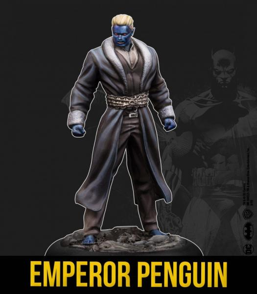 Batman Miniature Game 2nd Edition: Emperor Penguin