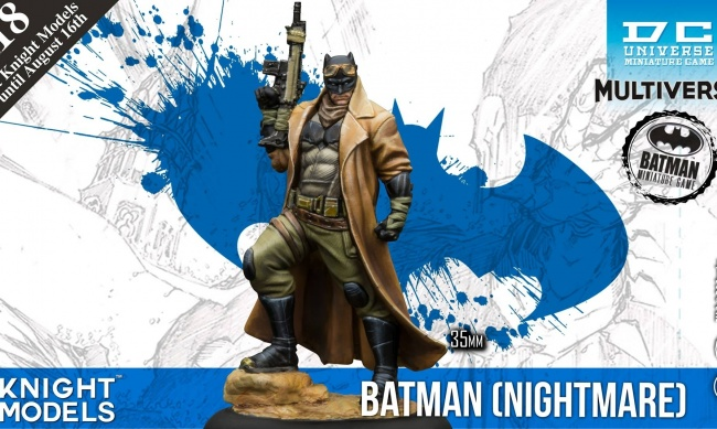 Batman Miniature Game 2nd Edition: GenCon 2018 Exclusive - Batmans Nightmare [LIMITED EDITION]