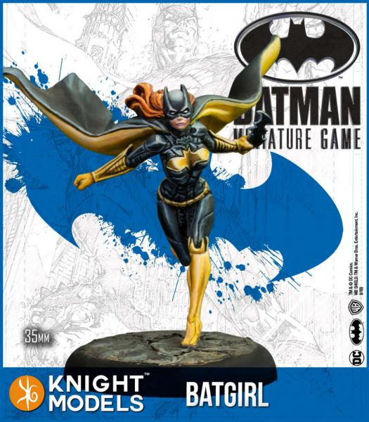Batman Miniatures Game 2nd Edition: Batgirl