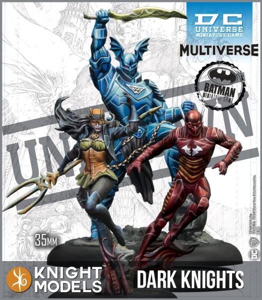 Batman Miniatures Game 2nd Edition: Dark Knights (Multiverse)