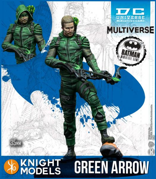 Batman Miniatures Game 2nd Edition: Green Arrow (Multiverse, TV Show)