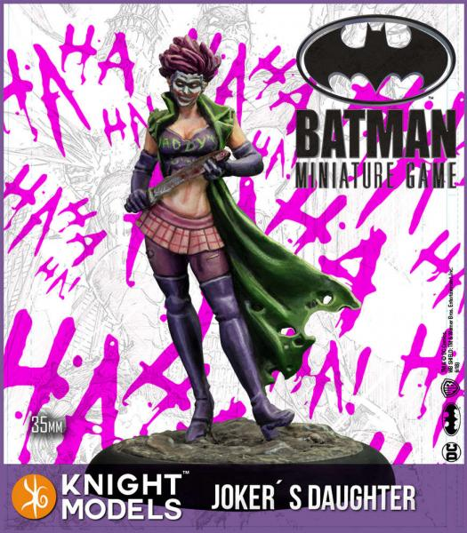 Batman Miniatures Game 2nd Edition: Jokers Daughter