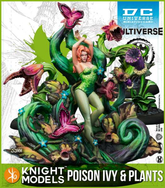 Batman Miniatures Game 2nd Edition: Poison Ivy (comic)