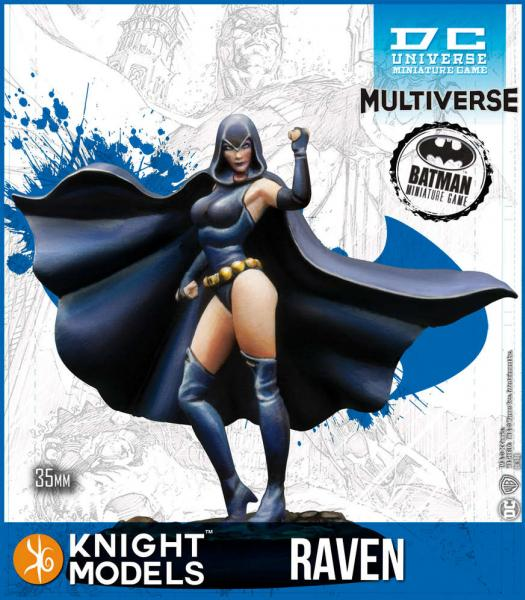 Batman Miniatures Game 2nd Edition: Raven (Multiverse)