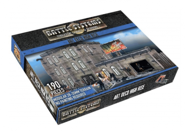 Battle Systems: Art Deco High-Rise