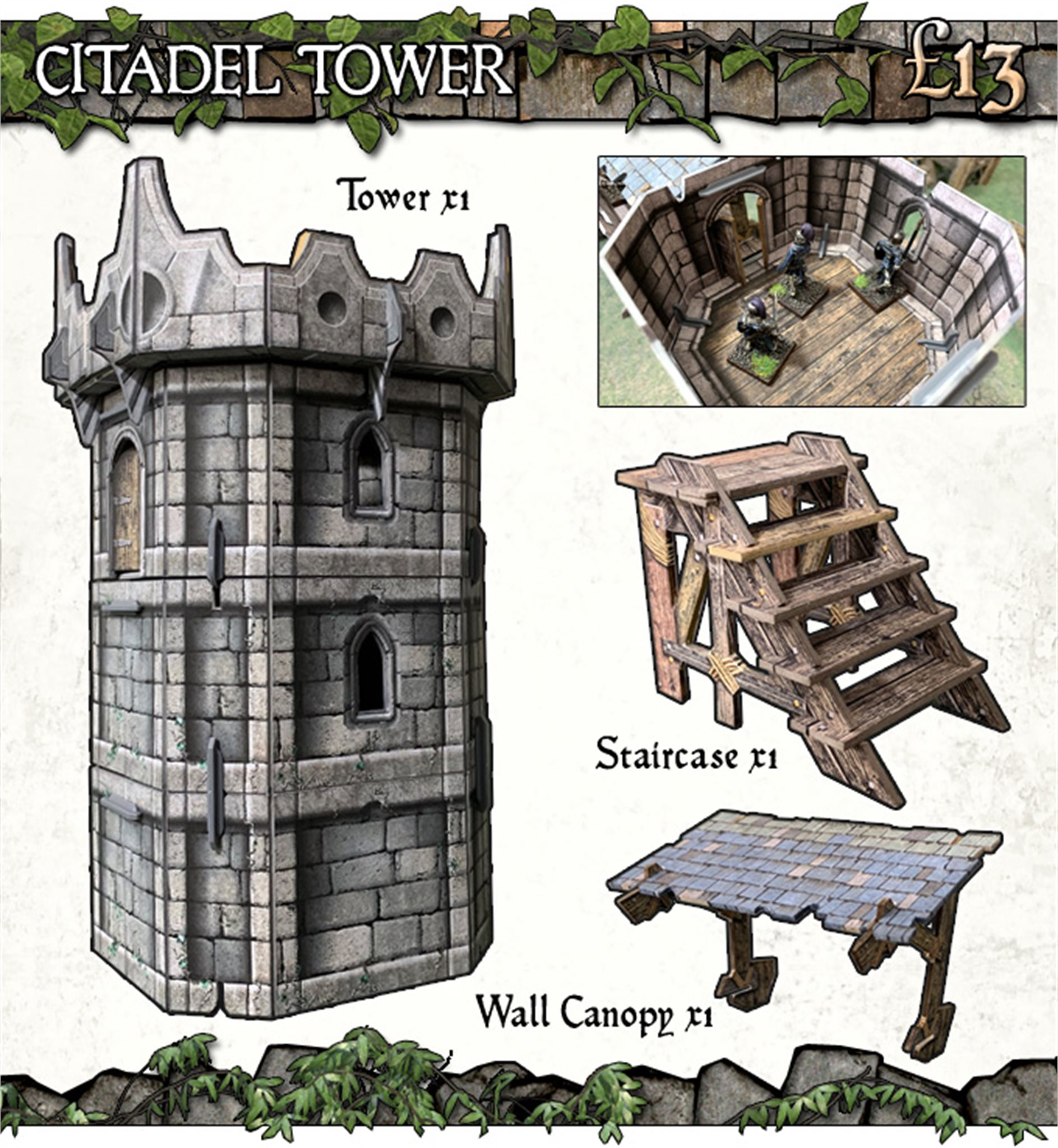 Battle Systems: Citadel Tower