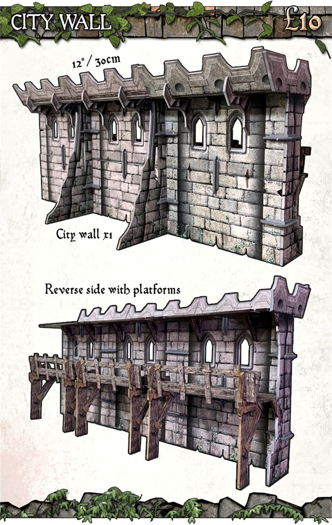Battle Systems: City Wall