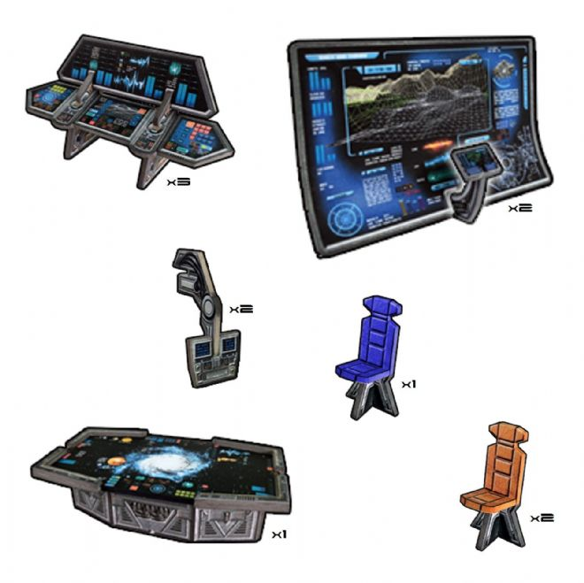 Battle Systems: Frontier Consoles