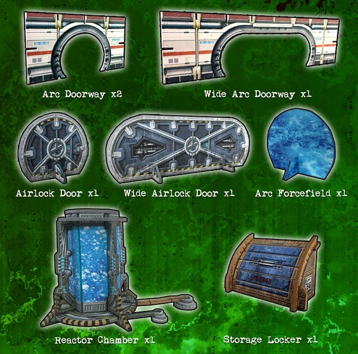 Battle Systems: Galactic Doorways & Airlocks