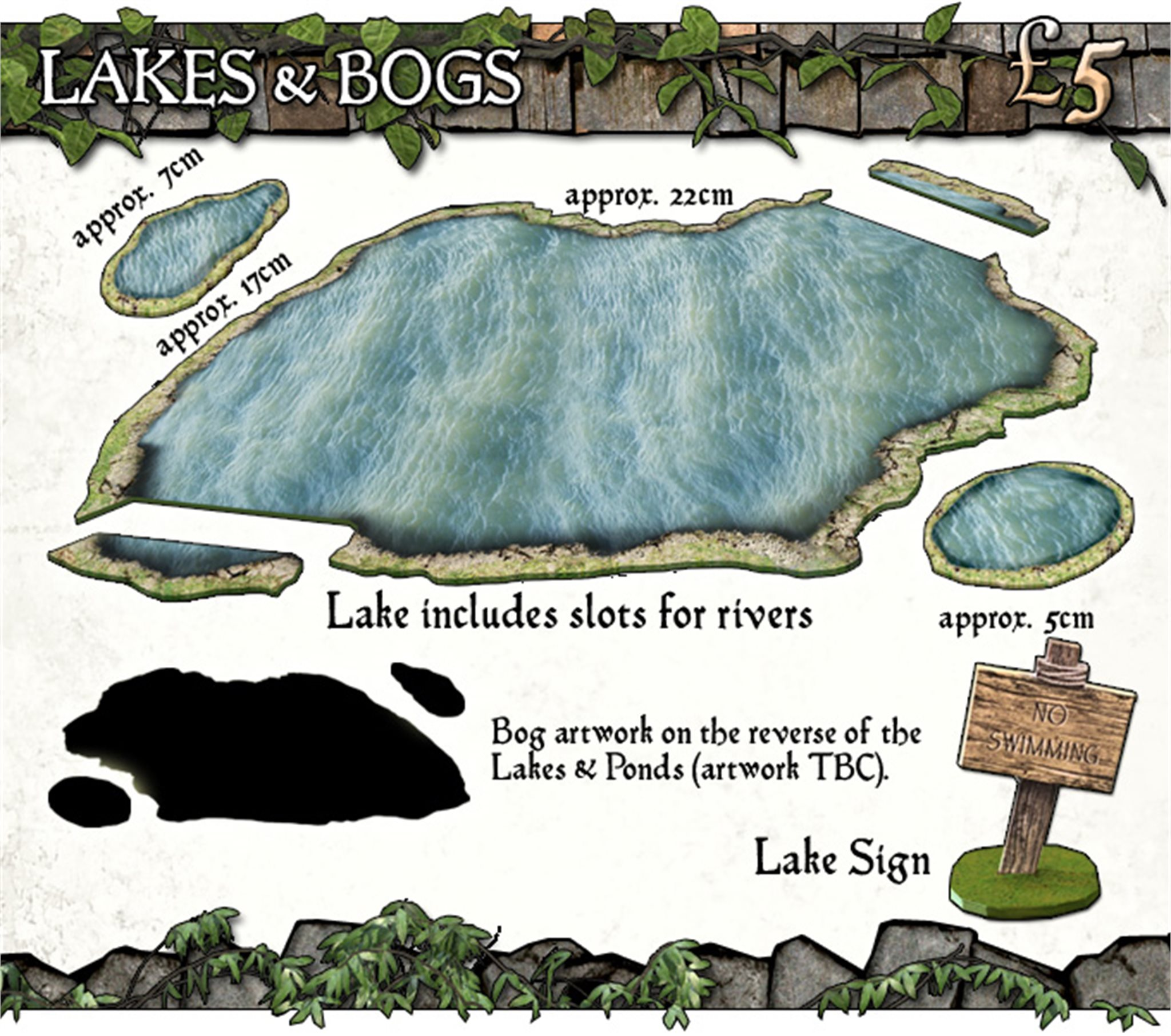 Battle Systems: Lakes & Bogs
