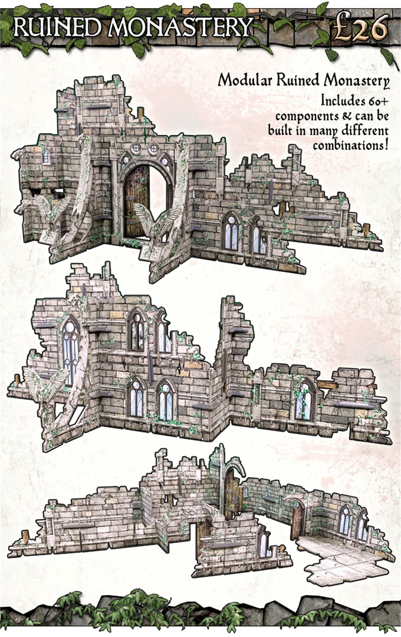 Battle Systems: Ruined Monastery