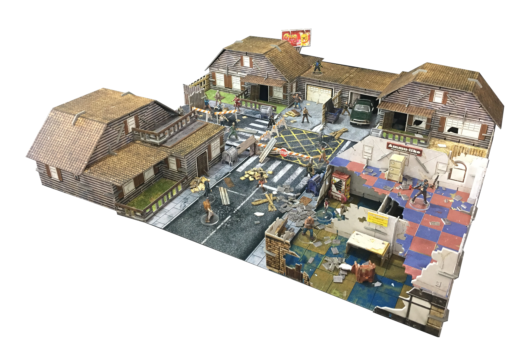 Battle Systems: Suburban Estate Bundle
