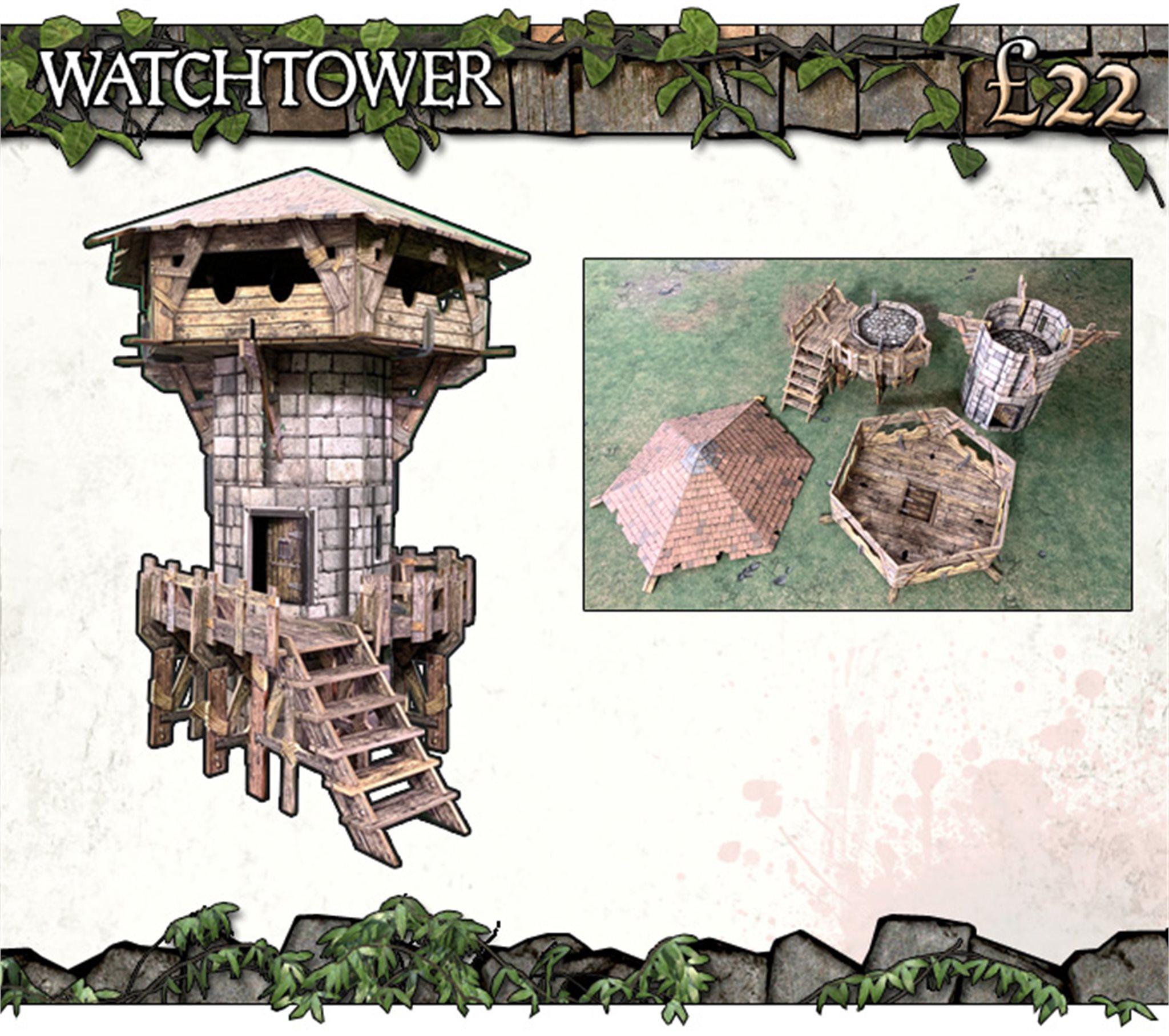 Battle Systems: Watchtower