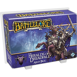 BattleLore (Second Edition): Heralds of Dreadfall Army Pack [SALE]