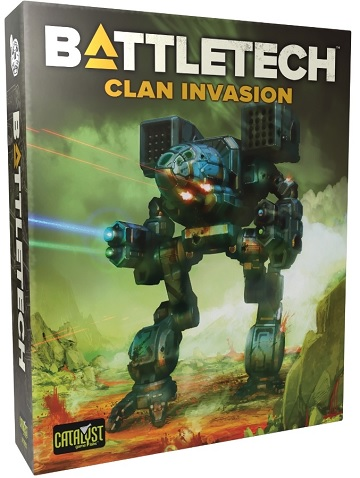 BattleTech: Clan Invasion Core Box