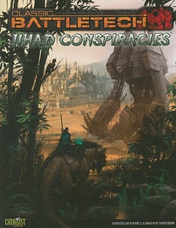 BattleTech: JIHAD CONSPIRACIES: INTERSTELLAR PLAYERS 2