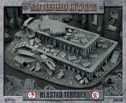 Battlefield in a Box: Blasted Terrace