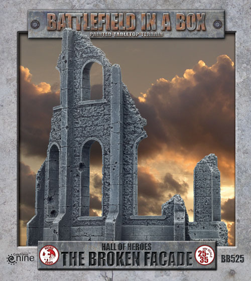 Battlefield in a Box: Broken Facade