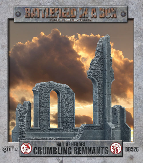 Battlefield in a Box: Crumbling Remnants