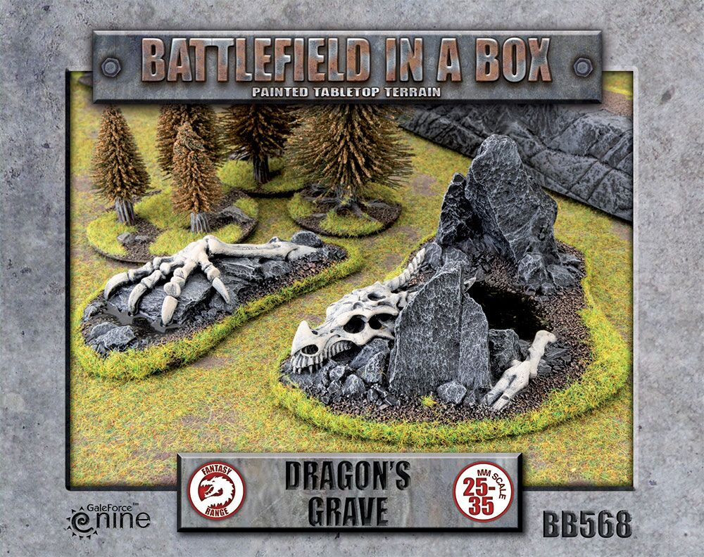 Battlefield in a Box: Dragons Grave