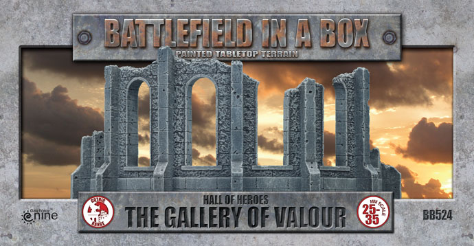 Battlefield in a Box: Gallery of Valour