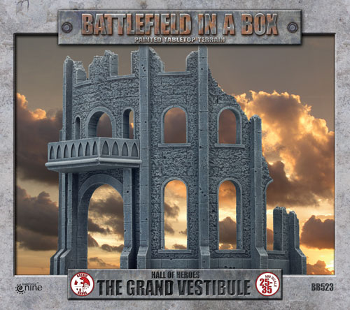 Battlefield in a Box: The Grand Vestibule