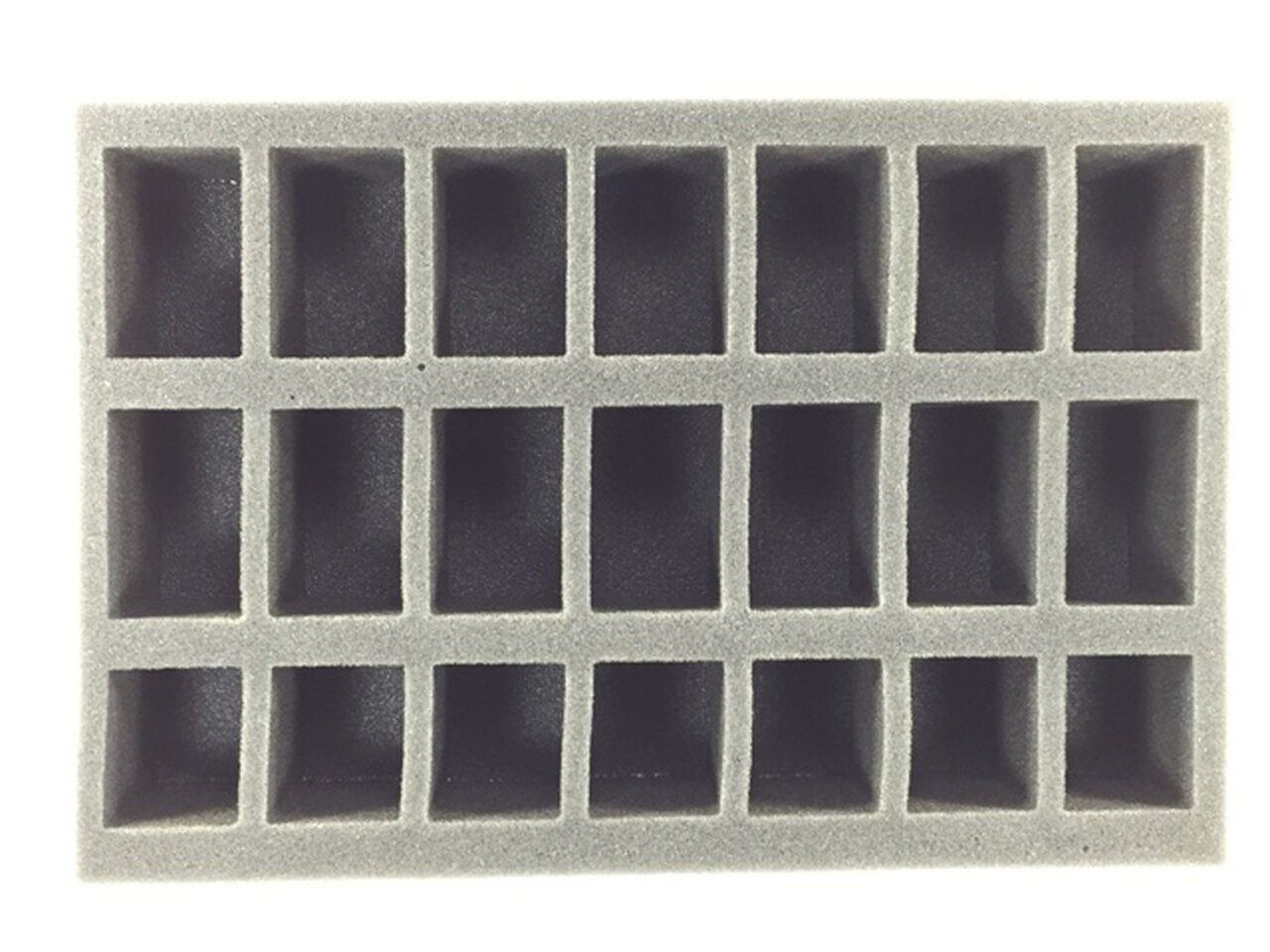 Battlefoam: 14 Large 7 Medium Troop Foam Tray (BFS-2)
