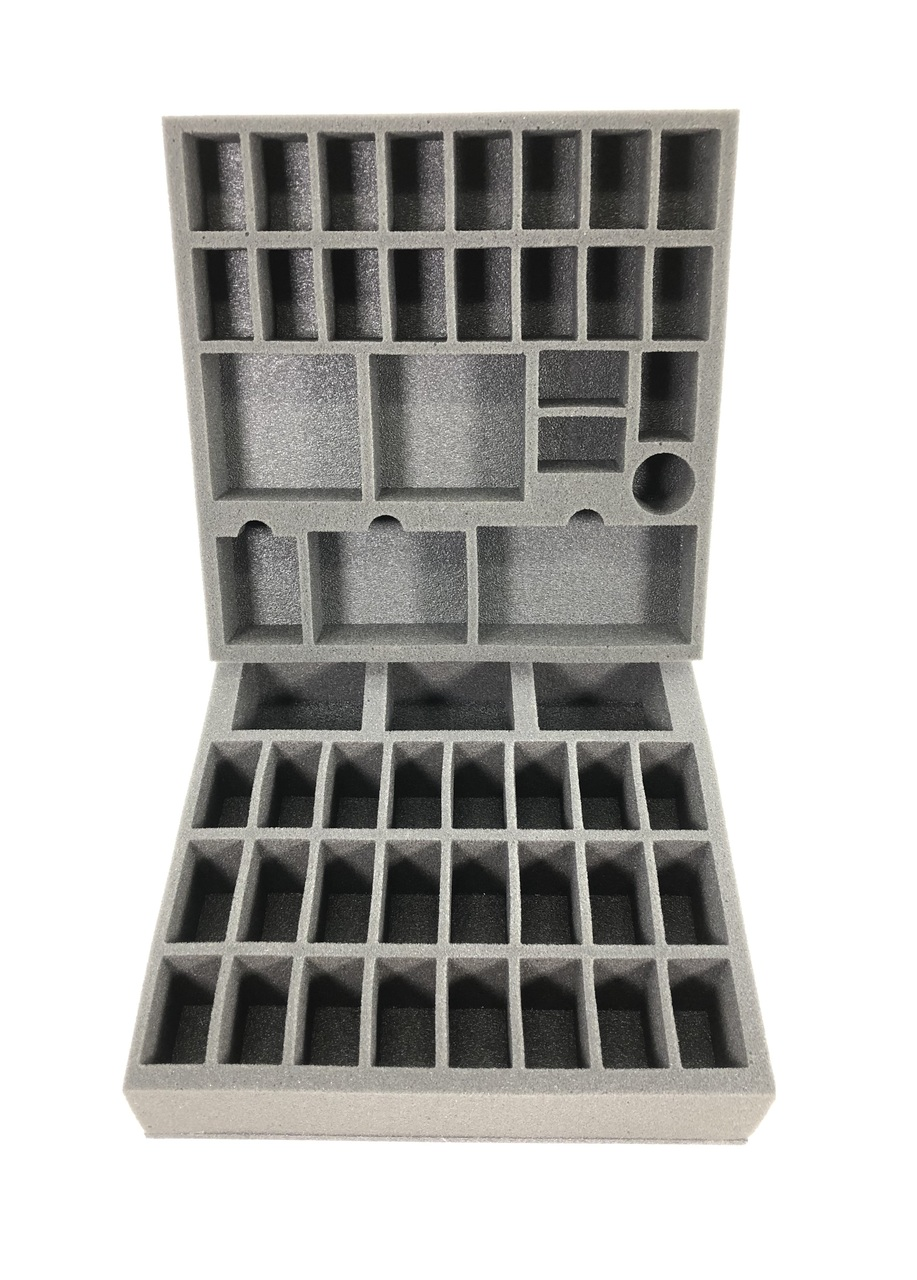 Battlefoam: A Song Of Ice & Fire: Free Folk Board Game Box Foam Tray Kit