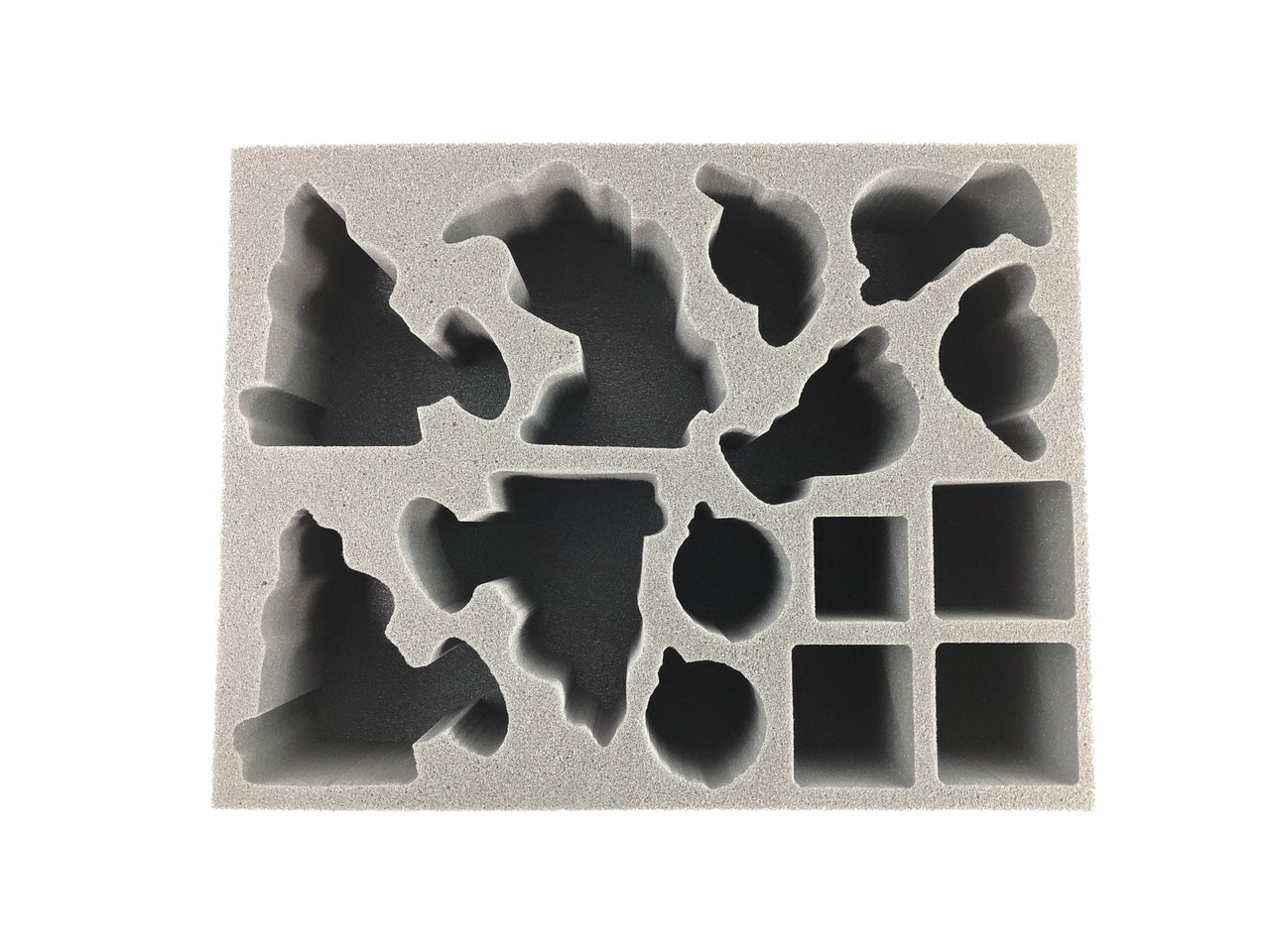Battlefoam: Age Of Sigmar: Gloomspite Gitz Troggoth Foam Tray (BFL-4)