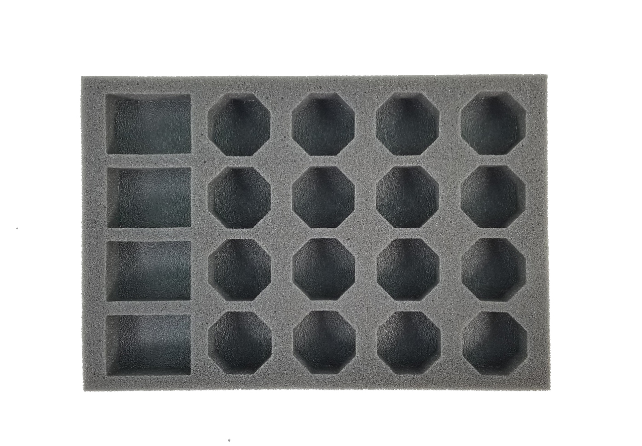 Battlefoam: Aeronautica Imperialis: Imperial and Ork Ground Assets Foam Tray (BFS-1)
